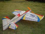 Авиамодель на радиоуправлении самолета Extra 330 Profile ARF, 776 мм