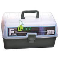 Ящик пластиковый 3-х полочный, Fishing Box