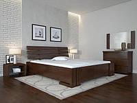 Кровать Arbor Drev Домино сосна с подъемным механизмом