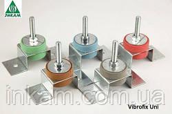 Виброизоляционные крепления Vibrofix Uni
