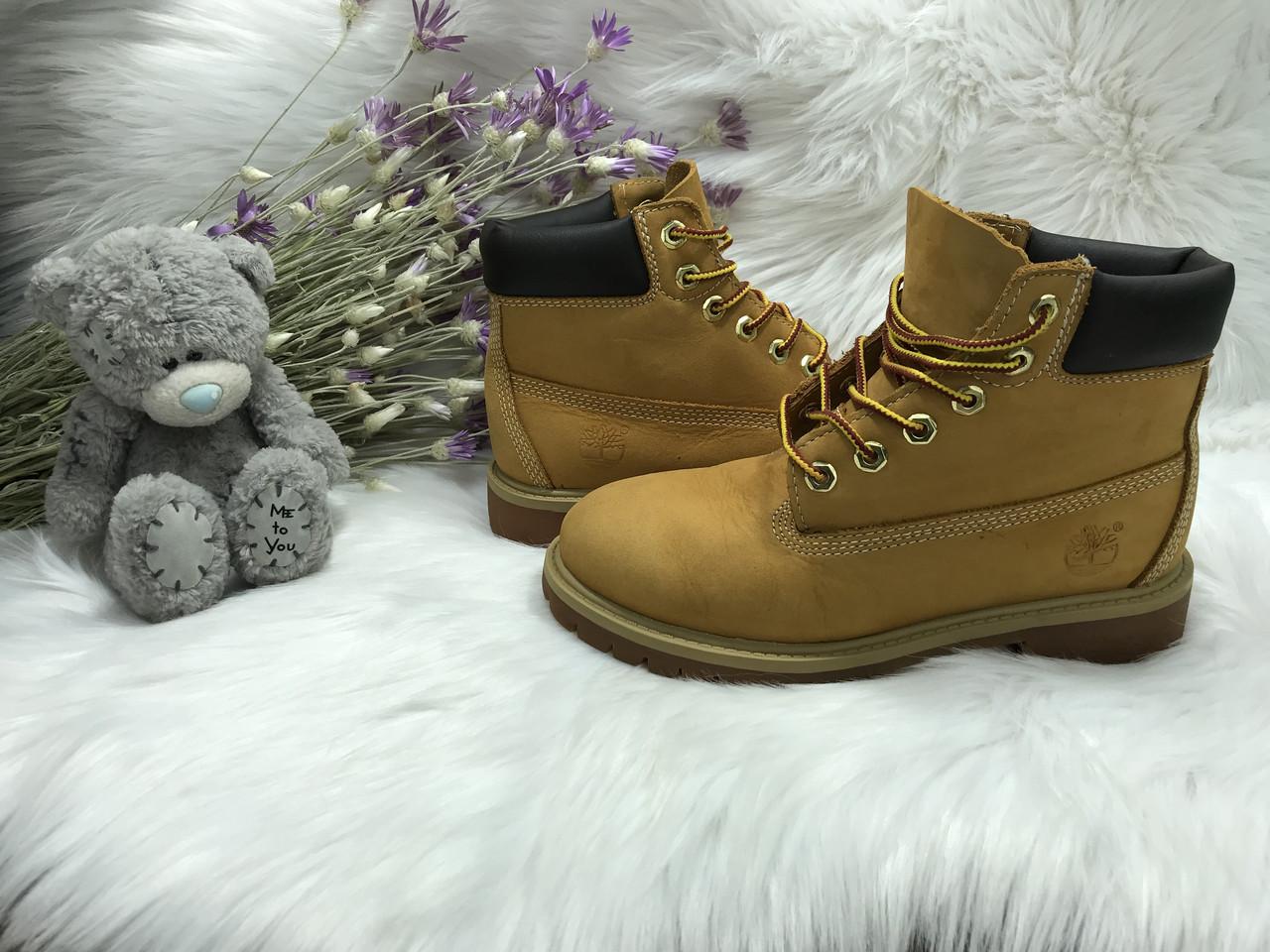 Ботинки Timberland (33,5 размер) бу