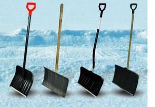 Снігоприбиральний інвентар