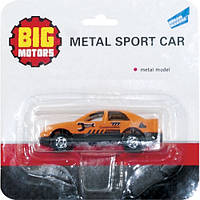 Машинка Big Motors металева 7 см (JP632)