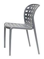 Крісло пластикове GARI СІРИЙ 21, фото 1