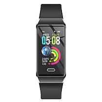 BakeeyX9ЖенскоеФизиологическоенапоминаниеСердце Частота артериального давления Монитор 1.14 дюйма IPS Дисплей IP67 Smart Watch - 1TopShop, фото 3