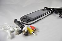 ИГРОВАЯ ПРИСТАВКА PSP-3000 MP-5 SERIES (Дисплей 4.3 дюйма/Надежная сборка/соф-тач пластик), фото 4