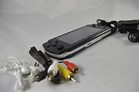 ИГРОВАЯ ПРИСТАВКА PSP-3000 MP-5 SERIES (Дисплей 4.3 дюйма/Надежная сборка/соф-тач пластик), фото 6