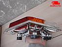 Фонарь ГАЗ-24 задний без ламп (горбатый) (Россия) 120.3716-300, фото 3