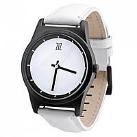 Часы ZIZ White на кожаном ремешке + доп. ремешок + подарочная коробка (4100242) (4100242)