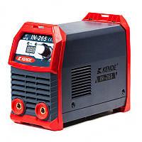 Зварювальний інвертор 20 - 265 А, 110-240 В, KENDE IN-265 (58905)