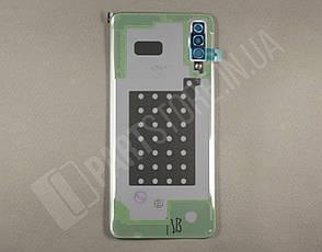 Cервисная оригинальная задняя Крышка Samsung A705 White A70 2019 (GH82-19664B), фото 2