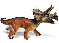 "Фигурка ""Трицератопс"" Dinosaur E003-1/6 45 см, фото 2"