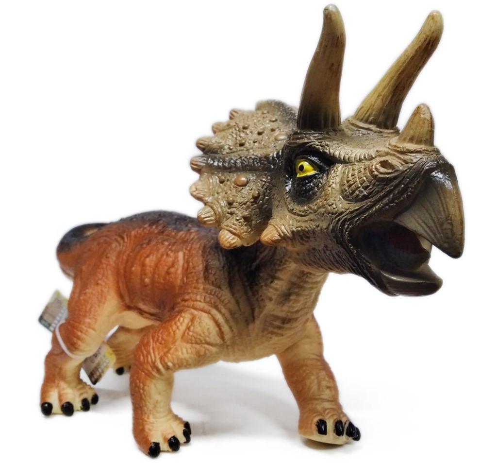 "Фигурка ""Трицератопс"" Dinosaur E003-1/6 45 см"