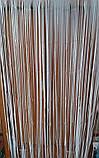 Дождик для фотозоны, белый, матовый - (длина 2,45 метра, ширина 92см), фото 4