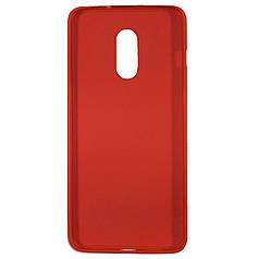 ϞСиликоновый чехол C-KU SS01 для смартфона OnePlus 7 Red надежная защита от повреждений