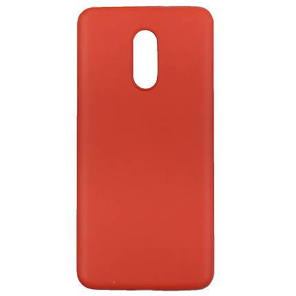 ϞСиликоновый чехол C-KU SS01 для смартфона OnePlus 7 Red надежная защита от повреждений, фото 2