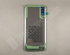 Cервисная оригинальная задняя Крышка Samsung A505 Black A50 2019 (GH82-19397A), фото 2