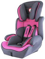 Автокресло детское Lionelo Levi 9-36 кг. розовое