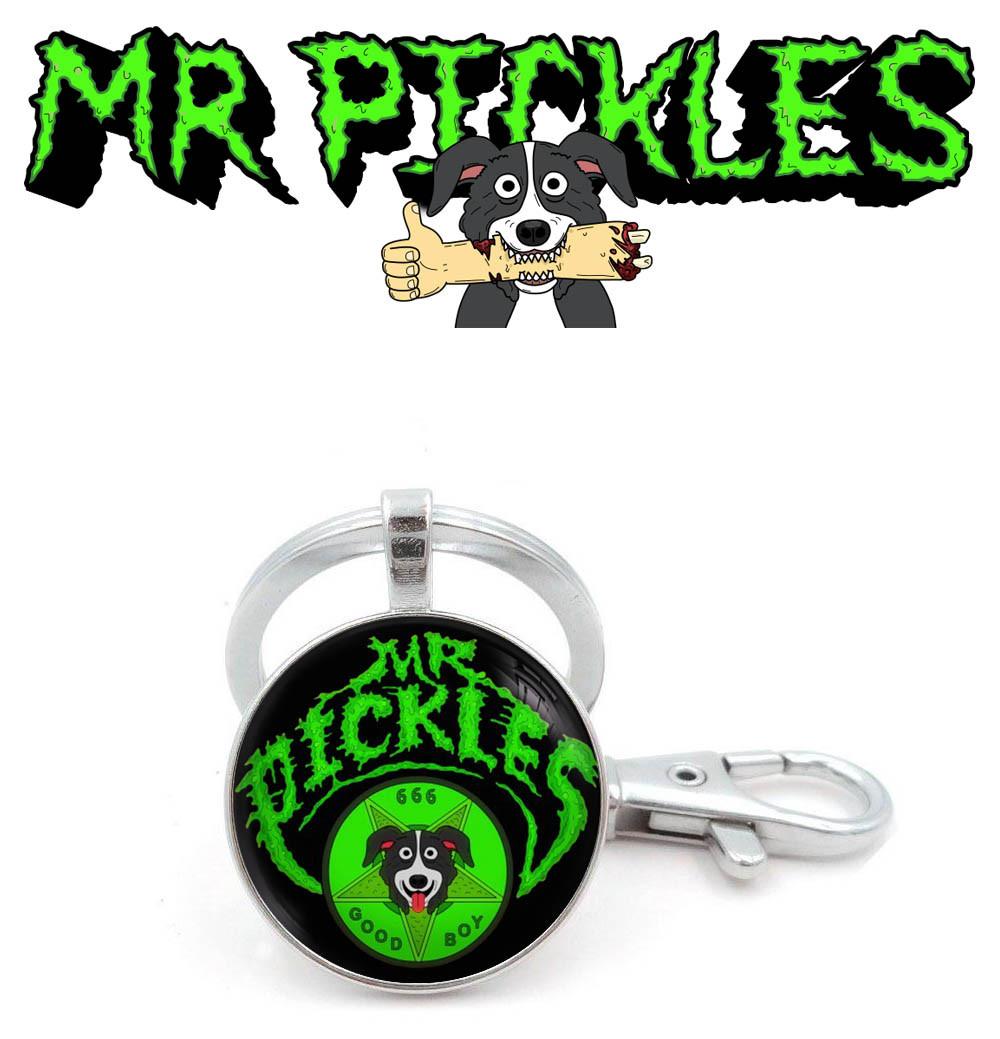 Брелок Мистер Пиклз / Mr. Pickles