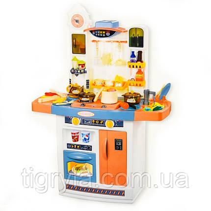 """Большая игровая Кухня с музыкальной панелью и водой. """"Холодный пар"""". Кухня высокая 100см, фото 2"""