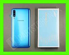 Cервисная оригинальная задняя Крышка Samsung A505 Blue A50 2019 (GH82-19398C)