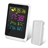 DIGOODG-TH11200HDColorfulМини-метеостанцияНа открытом воздухе В помещении Термометр Температура гигрометра - 1TopShop