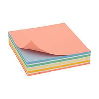 """Папір для нотаток кольоровий """"90х90х20 мм"""" проклееная"""