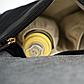 Рюкзак для Мамы на Коляску для Детских Принадлежностей Оригинал Machine Bird (078) Серый с Черным, фото 8