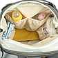 Рюкзак для Мамы на Коляску для Детских Принадлежностей Оригинал Machine Bird (078) Серый с Черным, фото 7