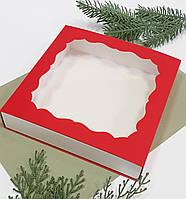 Коробка для подарков 160х160х35 мм