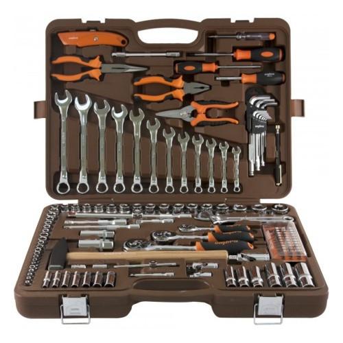 OMT131S Универсальный набор инструмента Ombra OMT131S, 131 предмет