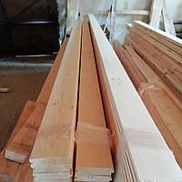 Доска половая деревянная