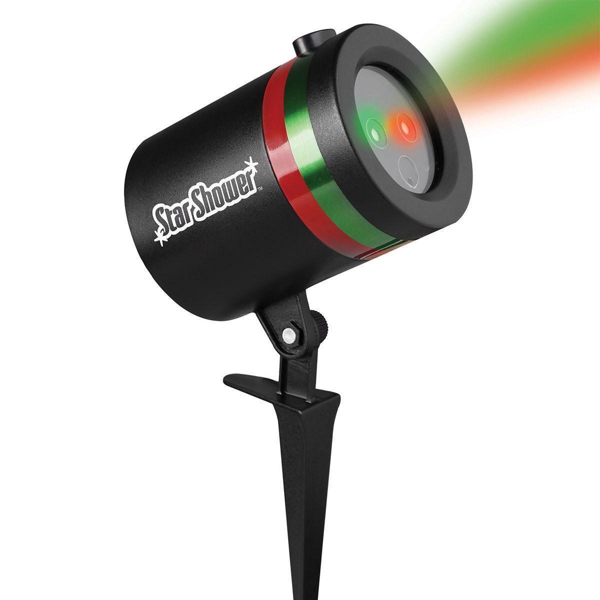 Уличный проектор Star Shower Laser Light