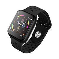 Умные часы c ПУЛЬСОКСИМЕТРОМ Smart Watch Смарт часы F9 с сенсорным экраном