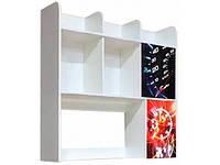 Надставка 1.2 Мульти  (Світ мебелів) 1190х305х1150мм Гонки