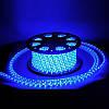 Гирлянда Дюралайт светодиодный шланг, Синий, круглый, 20м., фото 9