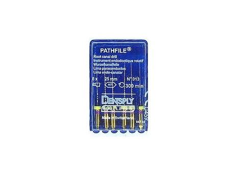 Машинні ендодонтичні файли PathFile #1-013 Dentsply Maillefer