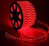 Гирлянда Дюралайт светодиодный шланг, Красный, круглый, 20м., фото 2