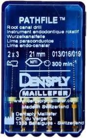 Машинні ендодонтичні файли PathFile #3-019 Dentsply Maillefer, фото 2