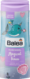 Гель для душа Balea Duschegel Magical Team, 300 ml