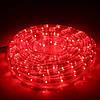 Гирлянда Дюралайт светодиодный шланг, Красный, круглый, 20м., фото 7