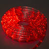 Гирлянда Дюралайт светодиодный шланг, Красный, круглый, 20м., фото 8