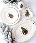 Коллекция Новогодняя елка от Claytan Ceramics