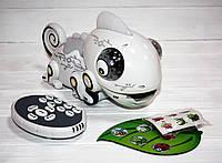 """Інтерактивна іграшка хамелеон 709, """"їсть комашок"""", 29 см, на радіокеруванні, змінює колір, фото 1"""