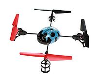 Квадрокоптер 2.4Ghz WL Toys Beetle V929 (Голубой)