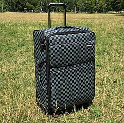 Чемодан средний в стиле Louis Vuitton из высококачественной искусственной кожи 69*44*29