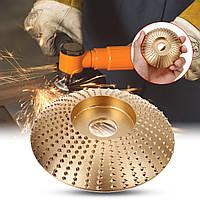 85x16mm Золотой диск для резьбы по дереву Шлифовальный круг по дереву Инструмент Абразивный шлифовальный диск-1TopShop