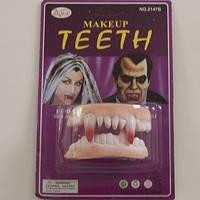 Зубы Вампира, зубы Дракула, клыки на Хэллоуин