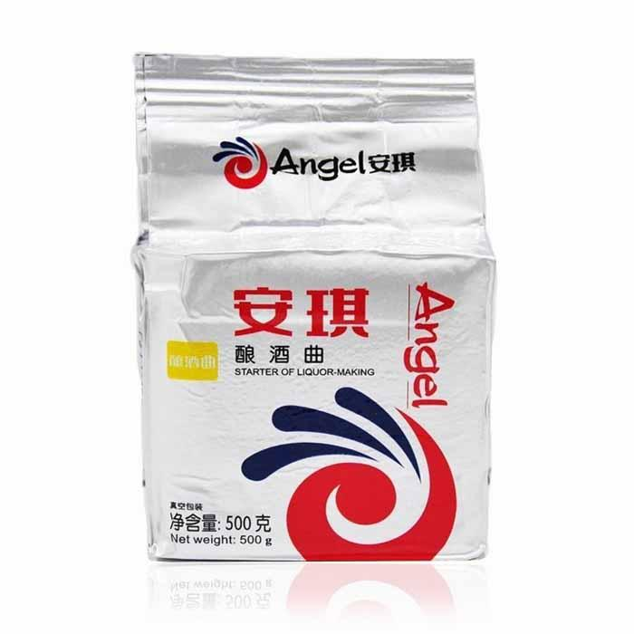 Дрожжи для зернового сырья Кодзи Angel 500г (Китай)