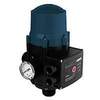 Контроллер давления электронный 1.1кВт Ø1 рег давл вкл 1.5-3.0 bar Katran (779735)